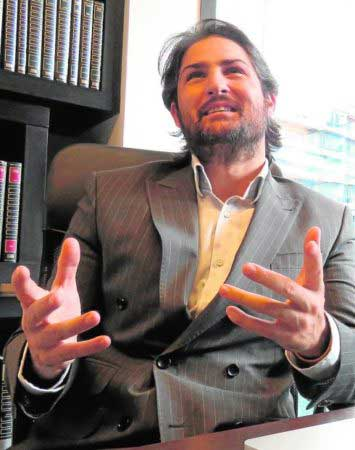 Luis Ponce Vizcaíno Marbella Mountain Resorts Founder